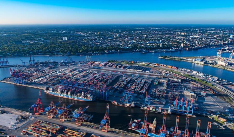 Port Hamburg z kolejowym rekordem i niewielkim spadkiem przeładunków w 2018 roku