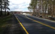 Przebudowa mostu przez rzekę Polska Woda w ciągu DK-25
