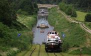 Jachty na tory? Ekscentryczny pomysł posła PiS dla linii do Mrągowa i Mikołajek