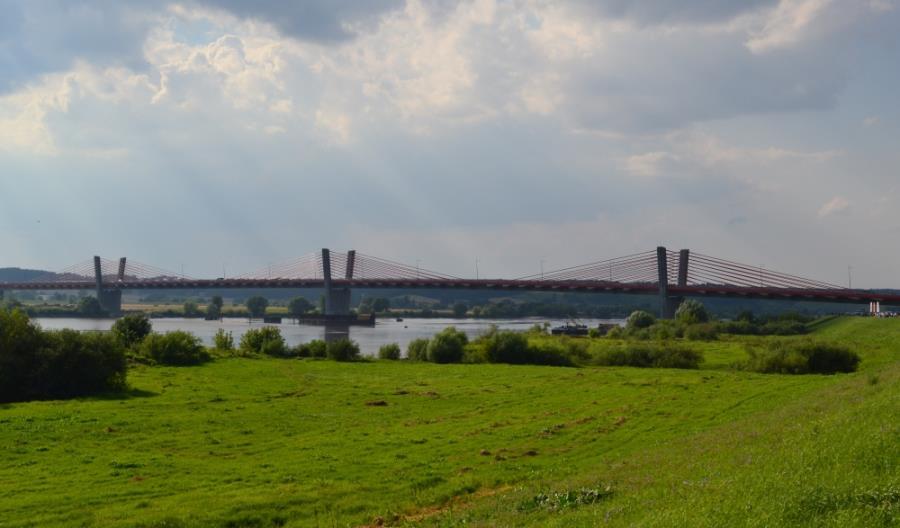 Samorządowcy Kwidzyna liczą na obwodnicę. Z mostem się udało