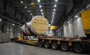 Fracht FWO Polska dostarcza 129-tonowe urządzenia na budowę nowego bloku energetycznego na Żeraniu