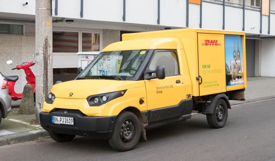 DHL chce się pozbyć produkcji samochodów elektrycznych. StreetScooter na sprzedaż