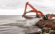Wbito pierwszą łopatę na budowie nowych przystani w porcie Ystad