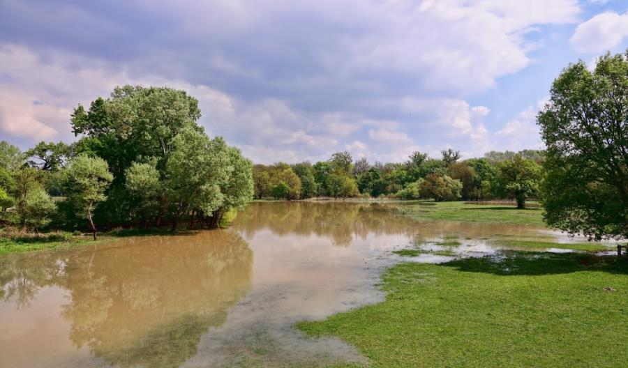 Sytuacja powodziowa: Wszystkie drogi krajowe są przejezdne