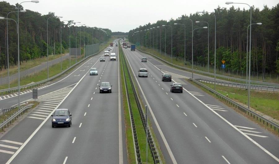 Jest decyzje środowiskowa dla drogi S12 i S74 na wschód od Piotrkowa Trybunalskiego