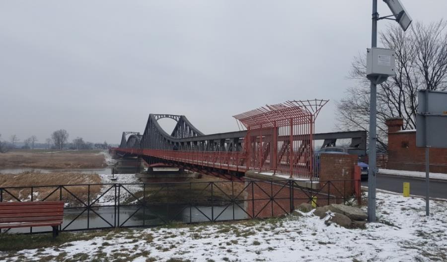 Dolnośląskie: GDDKiA chce poprawić stan mostu przez Odrę w Ścinawie
