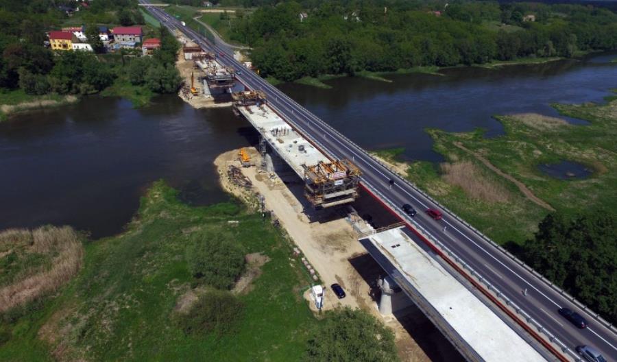 Lubuskie. Budowa mostu na S3 trwa. Możliwe utrudnienia