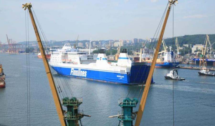 Doposażenie intermodalnego terminala ro-ro w OT Port Gdynia
