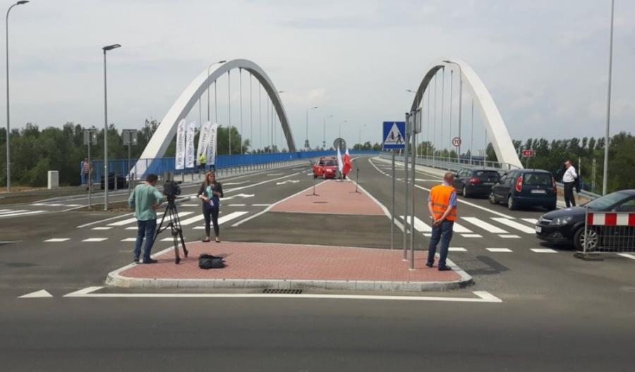 Małopolskie: Obwodnica Skawiny otwarta