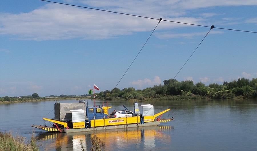 Małopolskie zlikwiduje prom i wybuduje dwa mosty