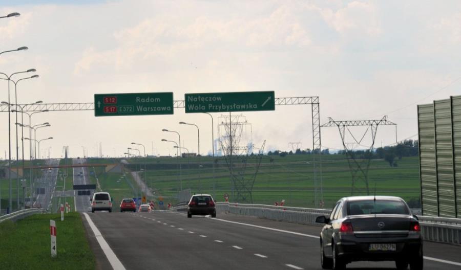GDDKiA: Budowa drogi to 9-10 lat