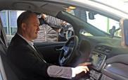 Prezydent Szczecina zadowolony z elektrycznego auta