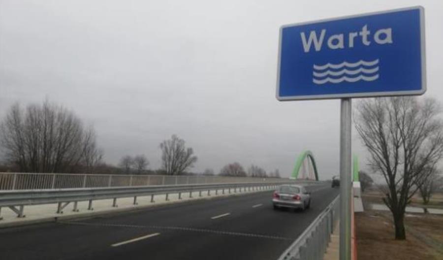 Łódzkie: Duża poprawa możliwości przekraczania rzek