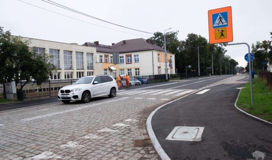Lepszą drogą do Hajnówki i Białowieży