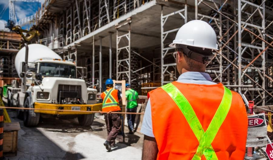 GUS: Spadła liczby ciężkich wypadków przy pracy. Najgorzej w budownictwie i transporcie