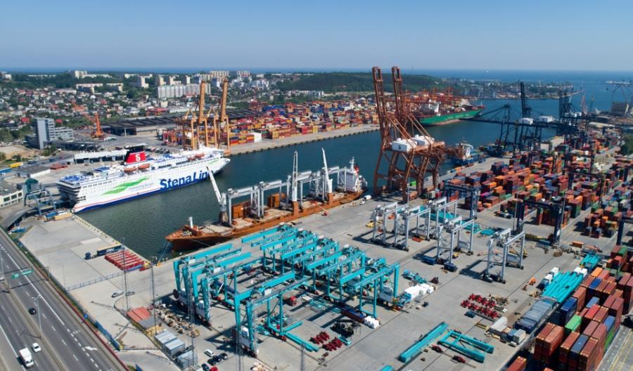 Blisko 20 mln zł ze środków unijnych na poprawę dostępu kolejowego do Portu Gdynia