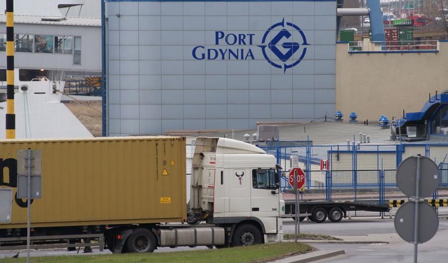 Port Gdynia: Problemem jest styk infrastruktury portowej z liniową