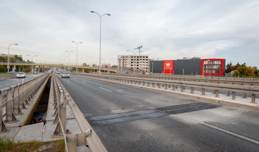 Most Siekierkowski znów przejezdny