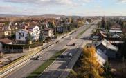 Obwodnica Krosna: przebudowa drogi krajowej nr 28