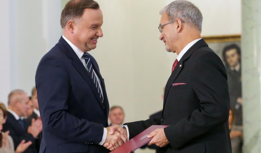 Jerzy Kwieciński będzie odpowiadał także za finanse