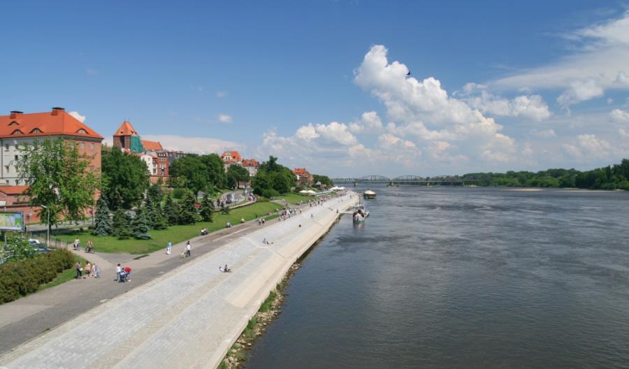 Wielu chętnych na opracowanie koncepcji nowego mostu dla Torunia