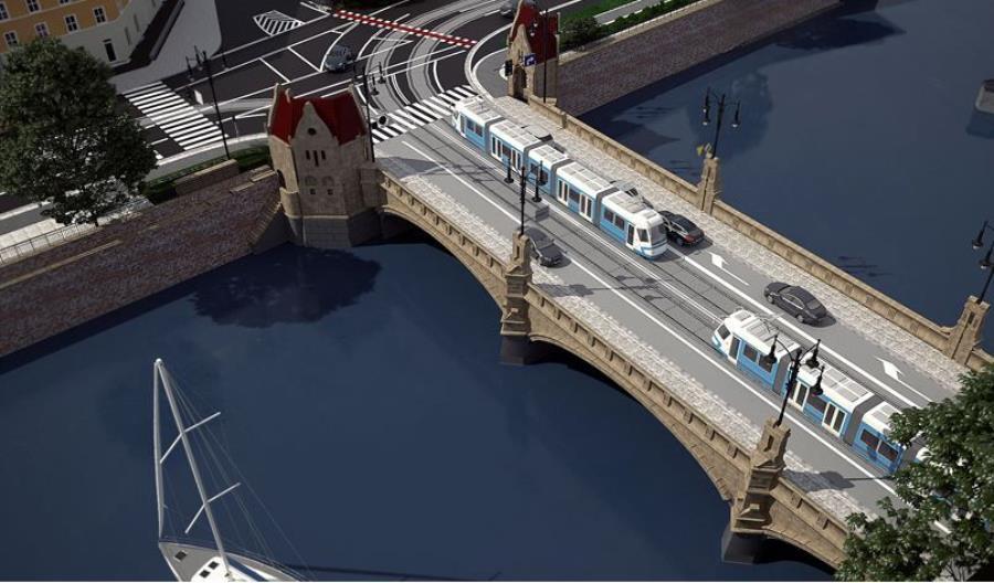 Wrocław. Dwóch chętnych do przebudowy mostów Pomorskich