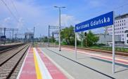 Jest umowa na modernizację stacji Warszawa Gdańska
