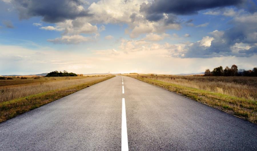 Poprawa BRD: Przebudowa skrzyżowania obwodnicy Olecka z DW-665