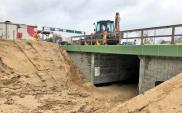 Kolejny etap na budowie estakady w Przechowie