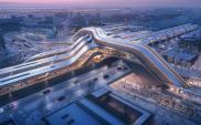 Zespół Zahy Hadid wygrał konkurs na stację Rail Baltiki przy lotnisku w Tallinie