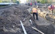 Szczecin. Ulica Grota Roweckiego zmieni się. Roboty trwają