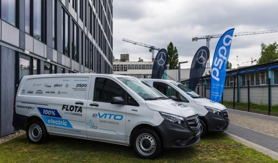 PSPA: 8 tys. elektryków na polskich drogach