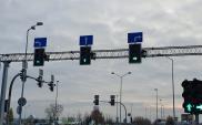 Sekundniki na skrzyżowania zintegrowane z systemem sterowania ruchem