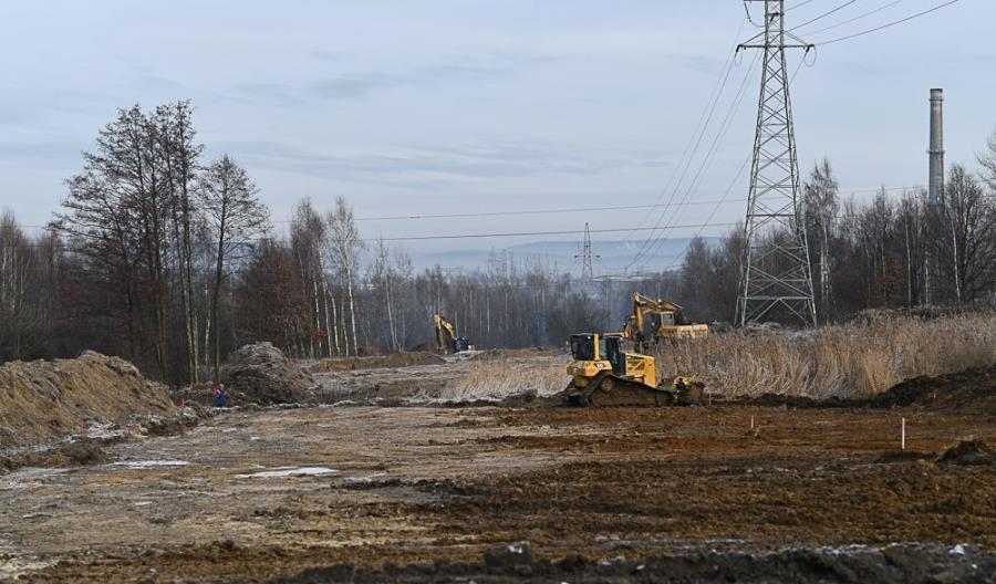 Ruszyła budowa ostatniego odcinka obwodnicy Skawiny