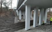 Otwarty wiadukt po przebudowie w Syryni