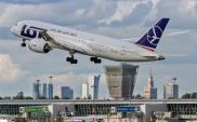 Lotnisko Chopina: Prawie 19 mln pasażerów w 2019 roku