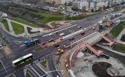 Kolejny etap przebudowy wiaduktu Szymanowskiego w Poznaniu