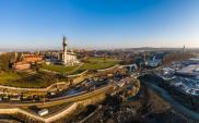 Trasa Łagiewnicka. Rzeka Wilga w nowym korycie do końca lutego