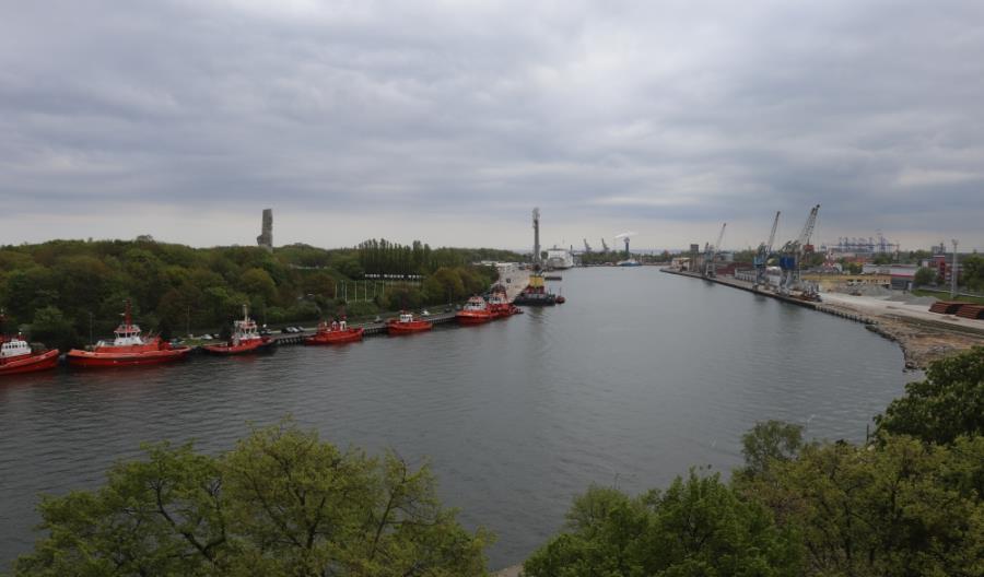 Ropa przez gdański port na Białoruś?