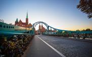 Koniec prac i odbiory na Moście Tumskim we Wrocławiu