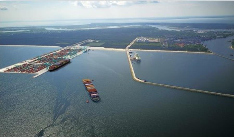 Coraz bliżej rozpoczęcia budowy terminala kontenerowego w Świnoujściu
