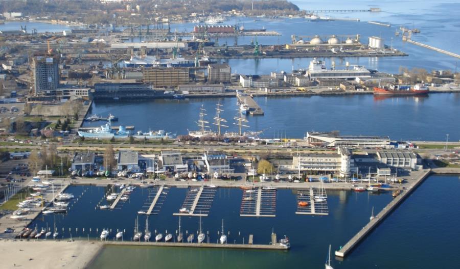 Za kilka lat Port Gdynia będzie obsługiwać największe statki pływające po Bałtyku