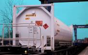 Spedcont przewiózł LNG tank-kontenerem