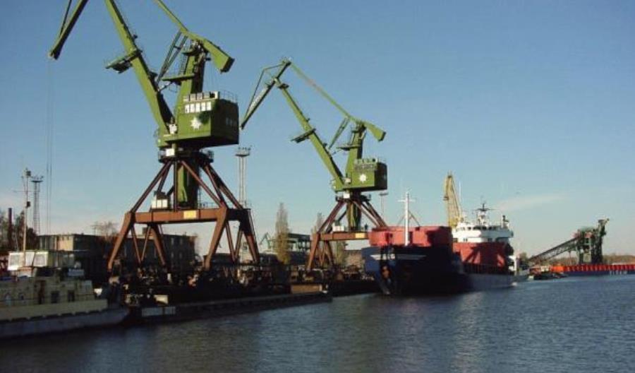 Poprawa dostępu do Portu Szczecin w rejonie Basenu Kaszubskiego