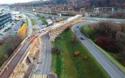 Niedługo na kładce w Krakowie pojawią się betonowe płyty