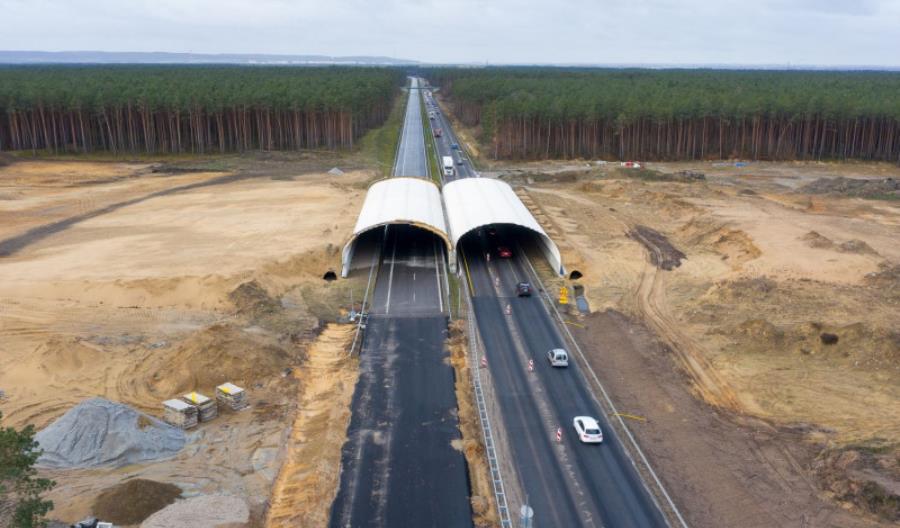 Jest umowa na dokończenie prac na A6 Szczecin Dąbie − Rzęśnica