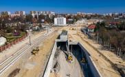 Inżynier kontraktu: Trasa Łagiewnicka. Ul. Zakopiańska przejezdna w drugiej połowie 2021
