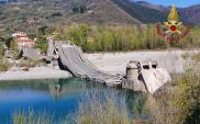 We Włoszech zawalił się kolejny most