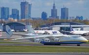 Największy samolot świata An-225 wylądował w Warszawie!