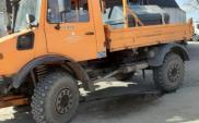 GDDKiA pomaga gasić Biebrzański Park Narodowy